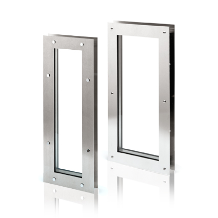 Porthole windows vision panels in fire doors portholes for Door vision panel